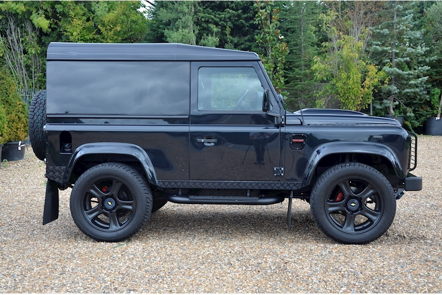 Land Rover Defender 90 Td Hard Top - Large 1