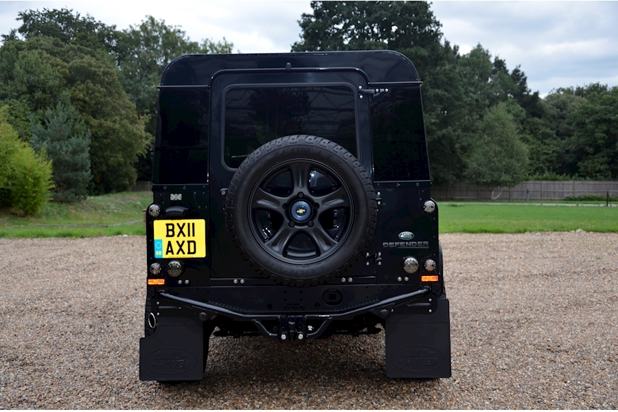 Land Rover Defender 90 Td Hard Top - Large 3
