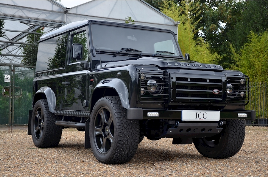 Land Rover Defender 90 Td Hard Top - Large 6