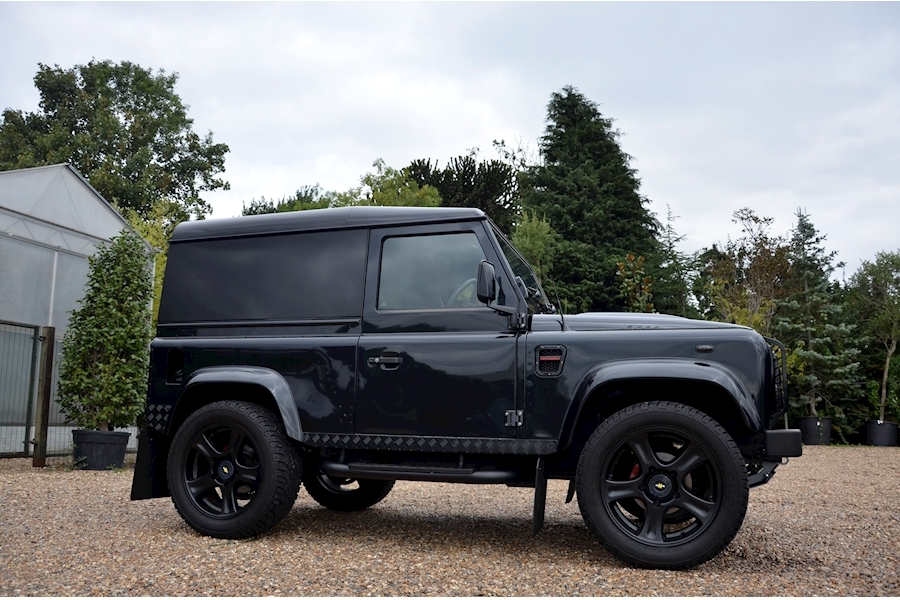Land Rover Defender 90 Td Hard Top - Large 8