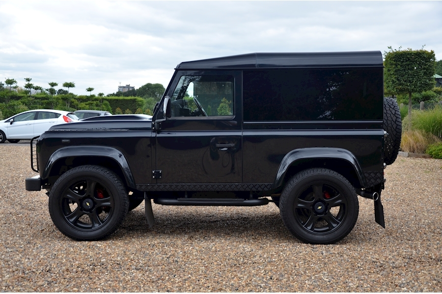 Land Rover Defender 90 Td Hard Top - Large 11