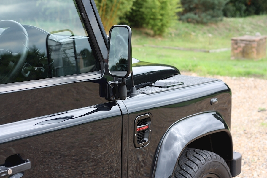 Land Rover Defender 90 Td Hard Top - Large 45