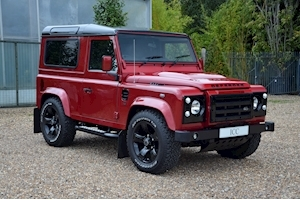 Land Rover Defender 90 Td Xs Station Wagon - Large 0