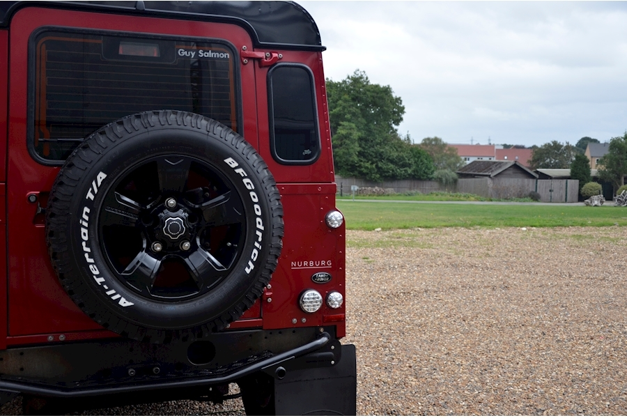 Land Rover Defender 90 Td Xs Station Wagon - Large 3