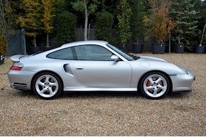 911 996 Turbo Tiptronic S Coupe 3.6 Automatic Petrol