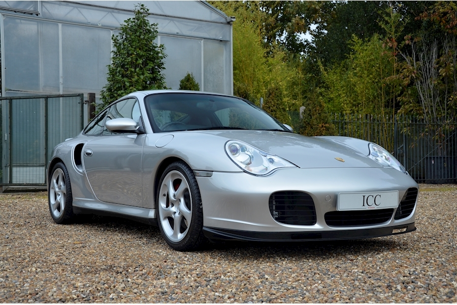Porsche 911 Turbo Tiptronic S - Large 6