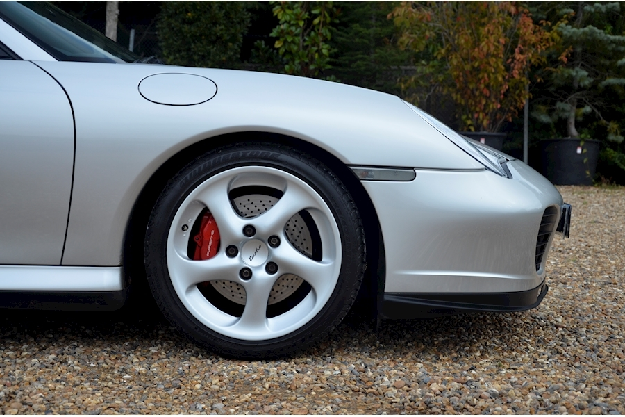 Porsche 911 Turbo Tiptronic S - Large 7