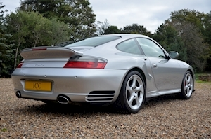 Porsche 911 Turbo Tiptronic S - Large 8