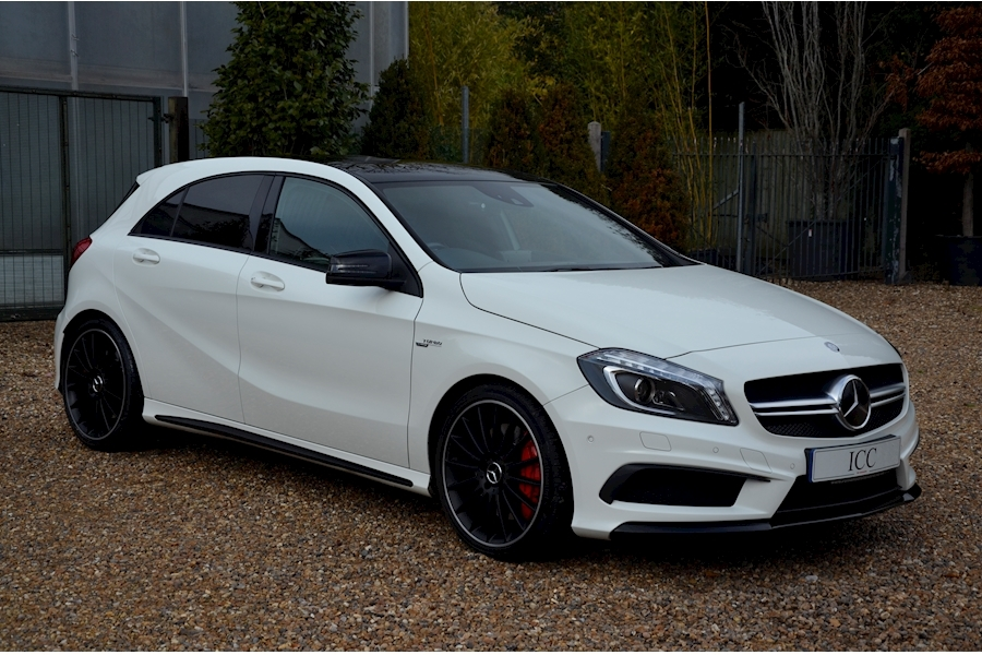 Mercedes-Benz A45 Amg 4Matic A45 Amg 4Matic Auto - Large 0