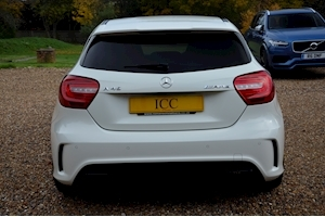 Mercedes-Benz A45 Amg 4Matic A45 Amg 4Matic Auto - Large 3