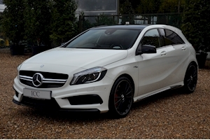 Mercedes-Benz A45 Amg 4Matic A45 Amg 4Matic Auto - Large 5