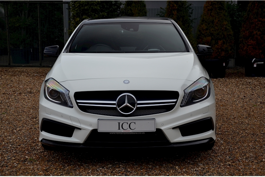 Mercedes-Benz A45 Amg 4Matic A45 Amg 4Matic Auto - Large 6