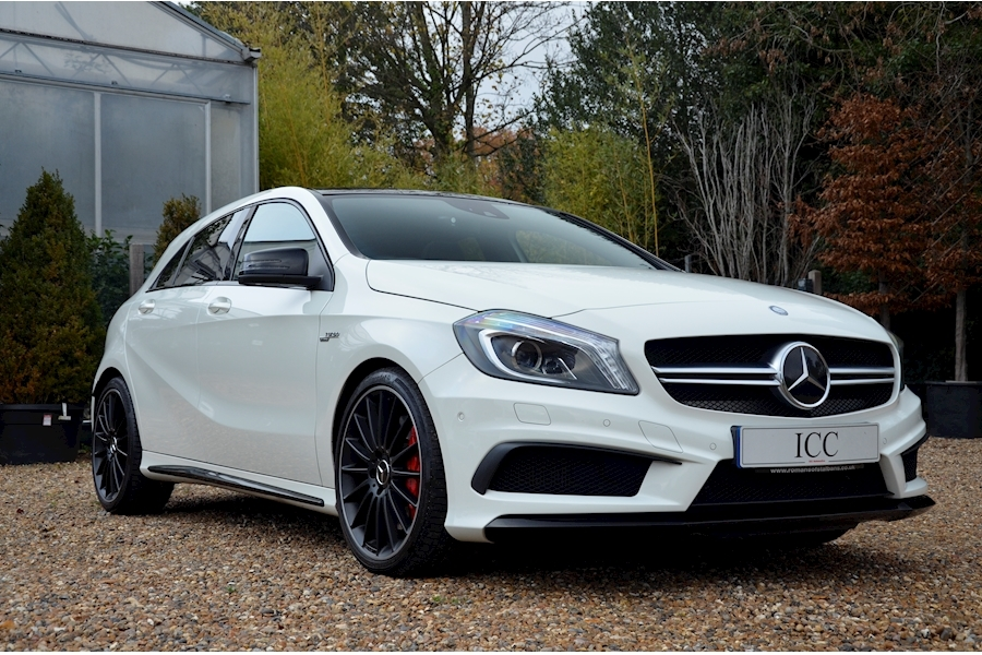 Mercedes-Benz A45 Amg 4Matic A45 Amg 4Matic Auto - Large 7