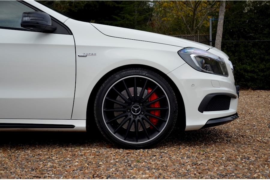 Mercedes-Benz A45 Amg 4Matic A45 Amg 4Matic Auto - Large 8