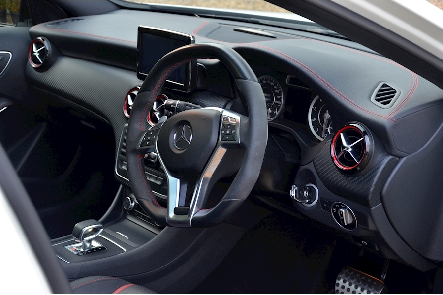 Mercedes-Benz A45 Amg 4Matic A45 Amg 4Matic Auto - Large 12
