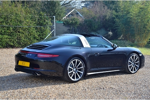 911 Targa 4 Pdk Convertible 3.4 Semi Auto Petrol***NOW SOLD looking for similar stock please call for immediate quote***