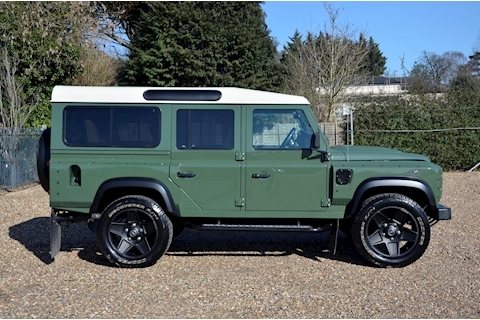 Land Rover Defender 110 Td County Station Wagon - Large 1