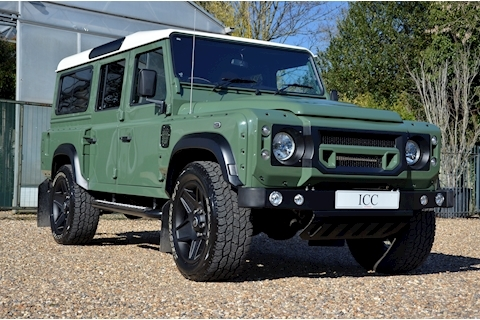 Land Rover Defender 110 Td County Station Wagon - Large 5