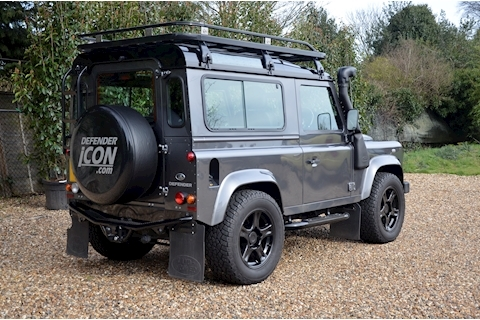 Land Rover Defender 90 Td Xs Station Wagon - Large 2
