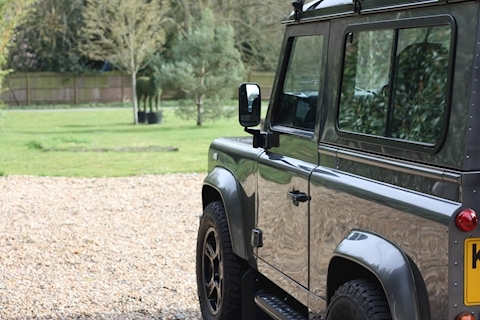 Land Rover Defender 90 Td Xs Station Wagon - Large 24