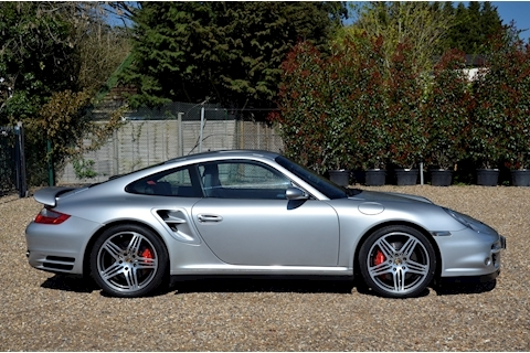 Porsche 911 Turbo Tiptronic S - Large 1