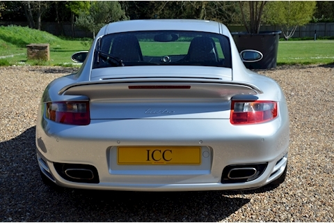 Porsche 911 Turbo Tiptronic S - Large 3