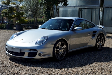 Porsche 911 Turbo Tiptronic S - Large 4