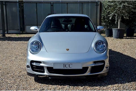 Porsche 911 Turbo Tiptronic S - Large 5