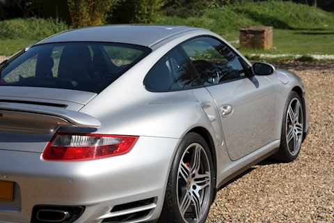 Porsche 911 Turbo Tiptronic S - Large 18