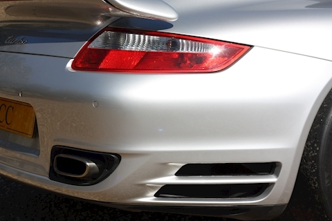 Porsche 911 Turbo Tiptronic S - Large 19