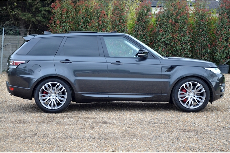 Land Rover Range Rover Sport Sdv6 Hse Dynamic - Large 1