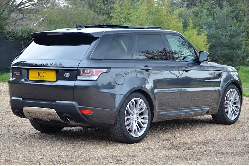 Land Rover Range Rover Sport Sdv6 Hse Dynamic - Large 2