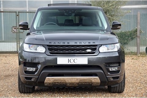 Land Rover Range Rover Sport Sdv6 Hse Dynamic - Large 4