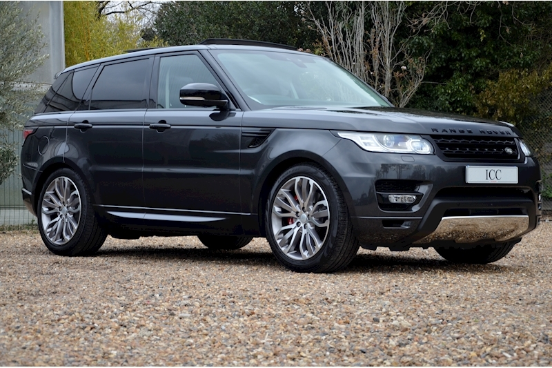 Land Rover Range Rover Sport Sdv6 Hse Dynamic - Large 5