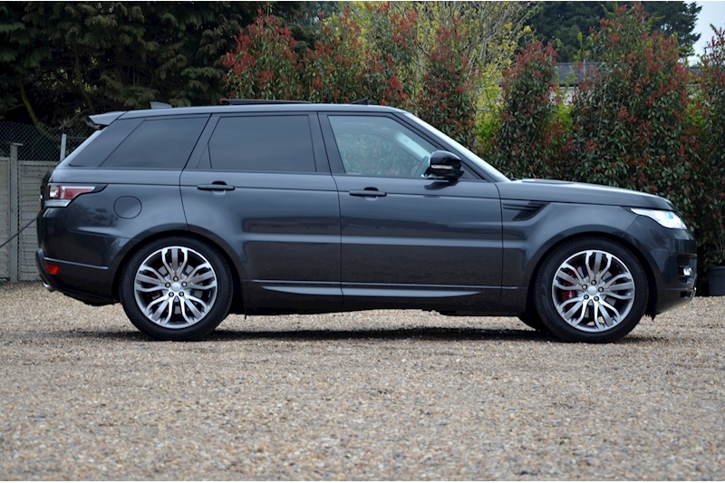Land Rover Range Rover Sport Sdv6 Hse Dynamic - Large 6