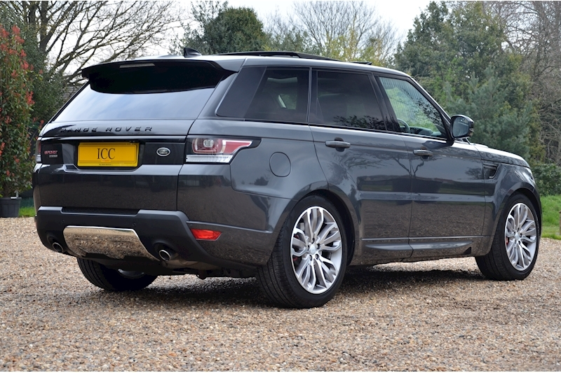 Land Rover Range Rover Sport Sdv6 Hse Dynamic - Large 7
