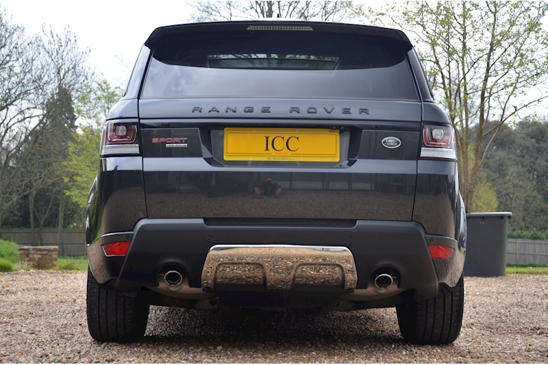 Land Rover Range Rover Sport Sdv6 Hse Dynamic - Large 8