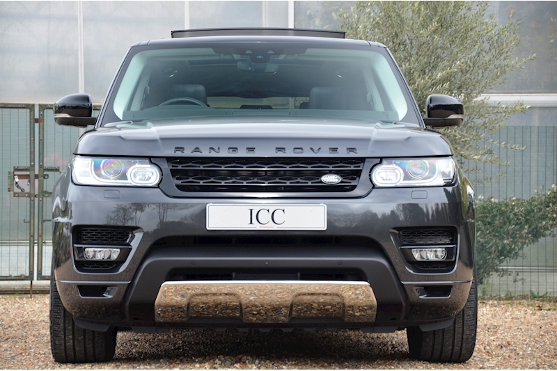 Land Rover Range Rover Sport Sdv6 Hse Dynamic - Large 9