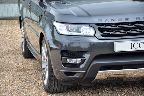 Land Rover Range Rover Sport Sdv6 Hse Dynamic - Large 15