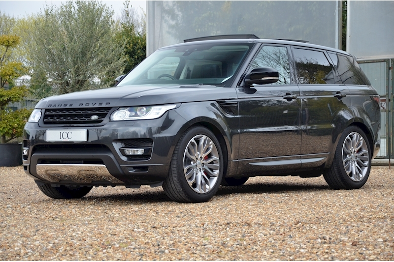 Land Rover Range Rover Sport Sdv6 Hse Dynamic - Large 16
