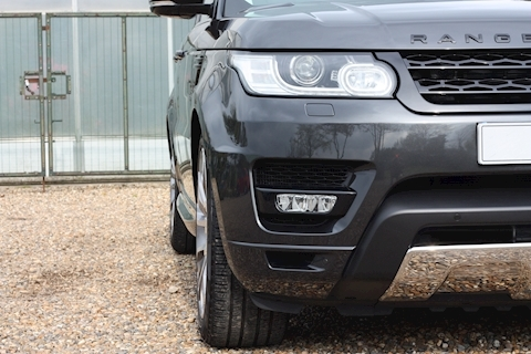 Land Rover Range Rover Sport Sdv6 Hse Dynamic - Large 24