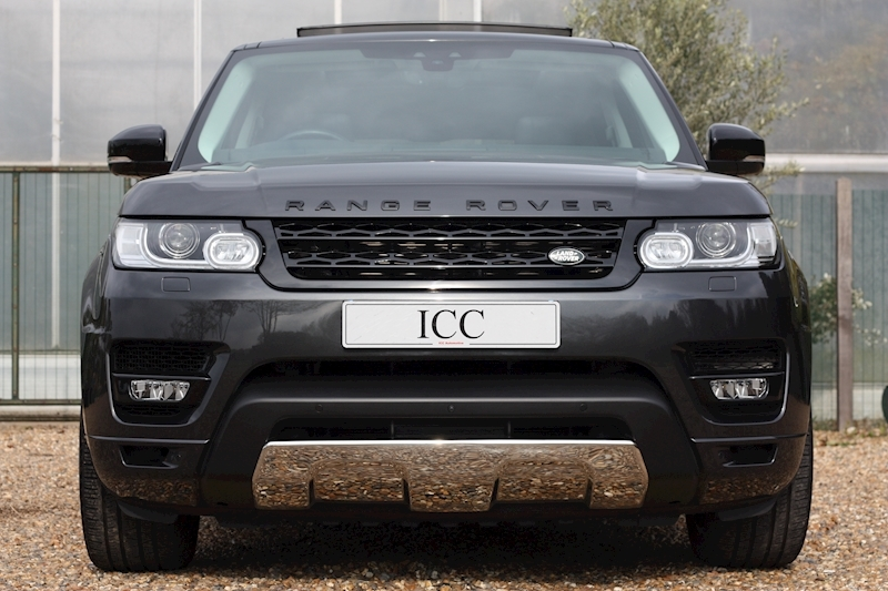 Land Rover Range Rover Sport Sdv6 Hse Dynamic - Large 25