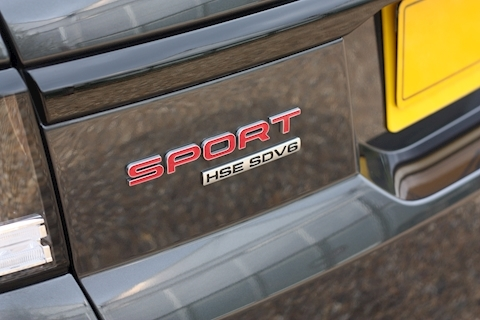 Land Rover Range Rover Sport Sdv6 Hse Dynamic - Large 29