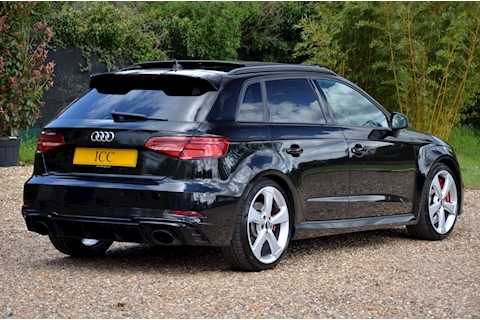 A3 RS3 Quattro 2.5 5dr Hatchback Automatic Petrol