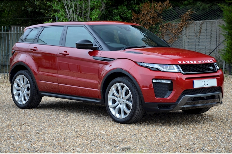Land Rover Range Rover Evoque Td4 Hse Dynamic Lux - Large 0