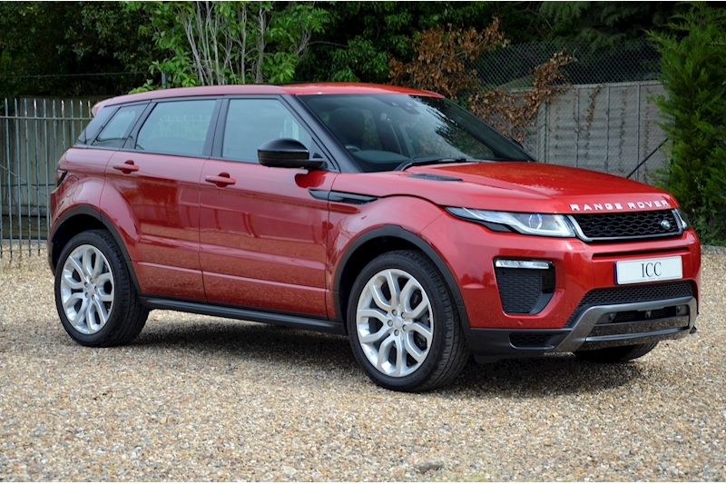 Land Rover Range Rover Evoque Td4 Hse Dynamic Lux - Large 1