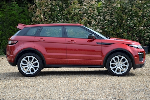 Land Rover Range Rover Evoque Td4 Hse Dynamic Lux - Large 2