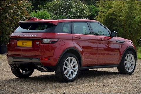 Land Rover Range Rover Evoque Td4 Hse Dynamic Lux - Large 3