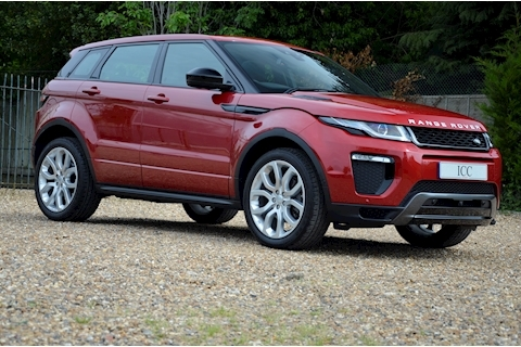 Land Rover Range Rover Evoque Td4 Hse Dynamic Lux - Large 4