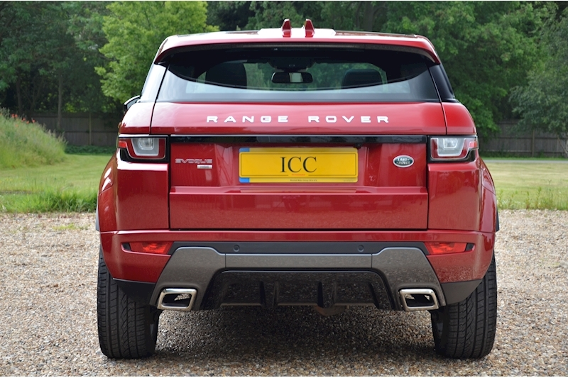 Land Rover Range Rover Evoque Td4 Hse Dynamic Lux - Large 5